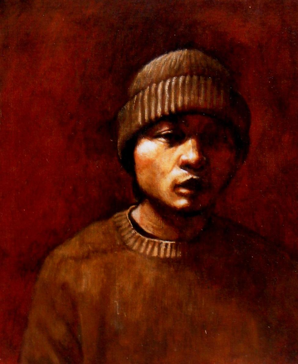 21歳の自画像